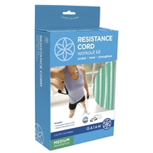 Resistance Cord Boxed Kit Medium + DVD