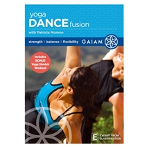 Yoga Dance Fusion DVD