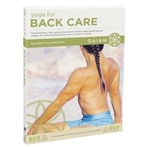 Yoga for Backcare DVD