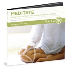 Meditate Audio CD