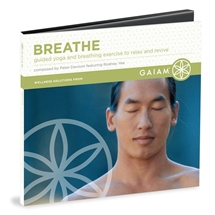 Breathe Audio CD