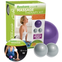 Restore Massage Therapy Kit