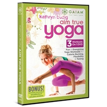 Aim True Yoga DVD