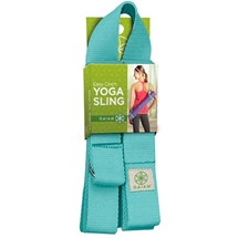 Yoga Mat Carry Sling Easy Cinch