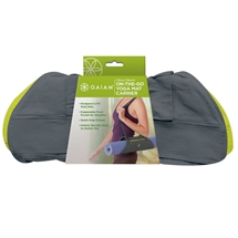 On-The-Go Mat Bag Citron/Storm