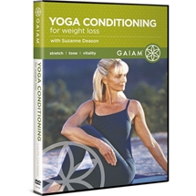 Yoga for Weight Loss DVD