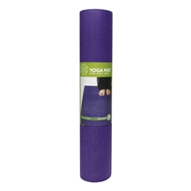 3mm PVC Purple Yoga Mat