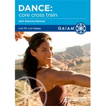 Dance Core Cross Train DVD