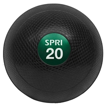 SPRI Cross Train Slam Ball - 9.1kg