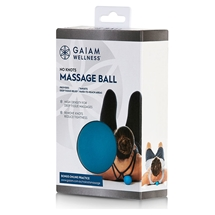 Gaiam Performance No Knots Massage Ball