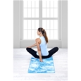 Essential Support Cyan Marble 4.5mm Yoga Mat_27-70002_2