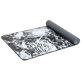 Premium Support Dark Marble/Grey 6mm Yoga Mat and Sling_27-70003_1