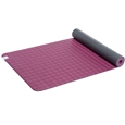 Ultra Sticky Grape/Grey 6mm Yoga Mat and Sling_27-70005_1