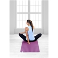 Ultra Sticky Grape/Grey 6mm Yoga Mat and Sling_27-70005_2