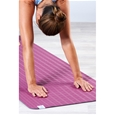 Ultra Sticky Grape/Grey 6mm Yoga Mat and Sling_27-70005_3