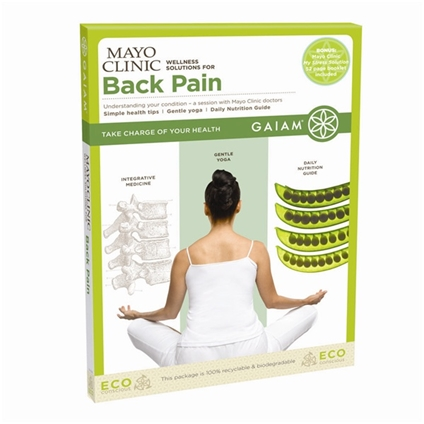 Wellness DVD - Back Pain