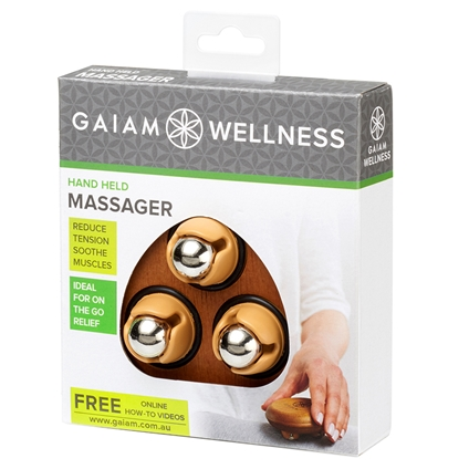 Wellness Hand-Held Massager