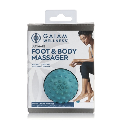 Gaiam Performance Ultimate Foot & Body Massager